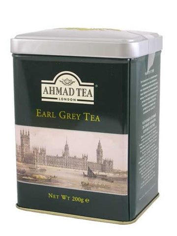 Ahmad Earl Grey Tea, 7-Ounce Tins  from Ahmad