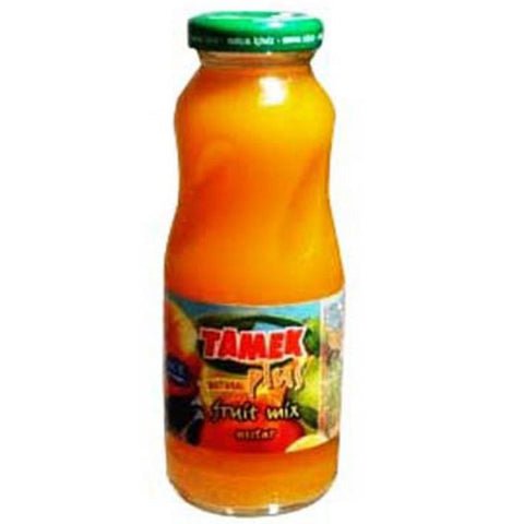 Tamek Orange,Carrot, Lemon Juice - Portakal, Havuc, Limon Karisik Meyve Suyu