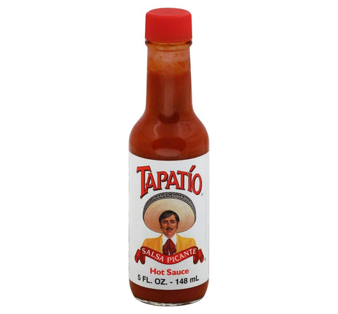 Tapatio Aci Sosu - Salsa Picante Hot Sauce 140 Gr ( 5Oz )