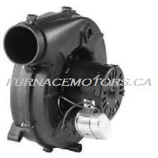 Fasco A130 Inducer Motor replaces RFB130; 7062-4639; 9062-5247; 7062-4698