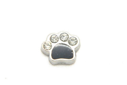 Crystal Dog Paw