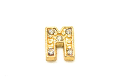 Crystal Gold M Initial