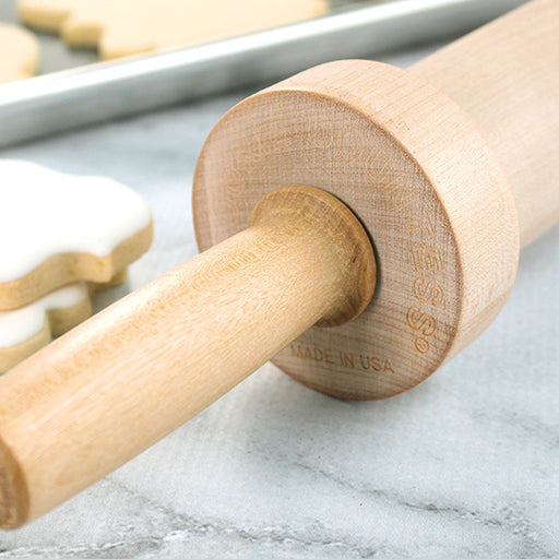 The Cookie Countess Precision Rolling Pin - 3/8""