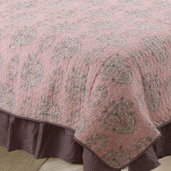 Nightingale Floral 5 PC Twin Bedding Set