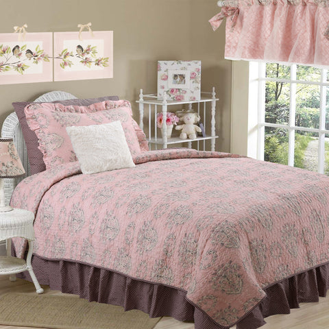 Nightingale 2 PC Twin Bedding Set