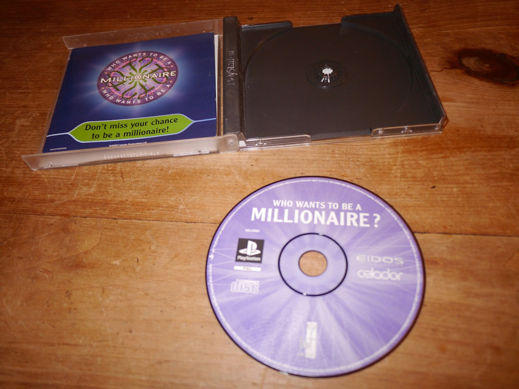 Who Wants to be a Millionaire? (Playstation)
