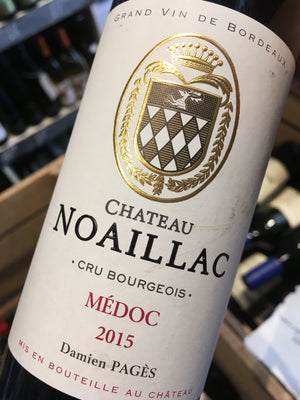Chateau Noaillac 2015 37.5cl