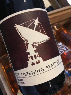 The Listening Station Shiraz 2017 75cl