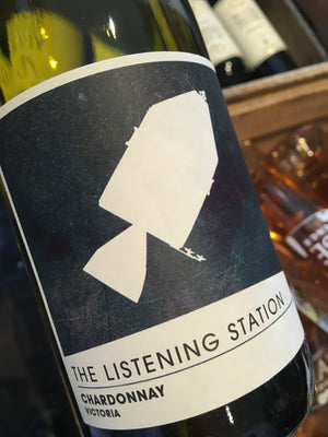 The Listening Station Chardonnay 2017 75cl