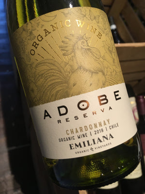 Emiliana Adobe Chardonnay 75cl