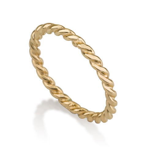 Rings - Twisted Ring