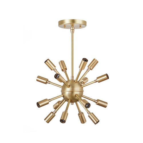 Sputnik Chandelier - Project Nursery
