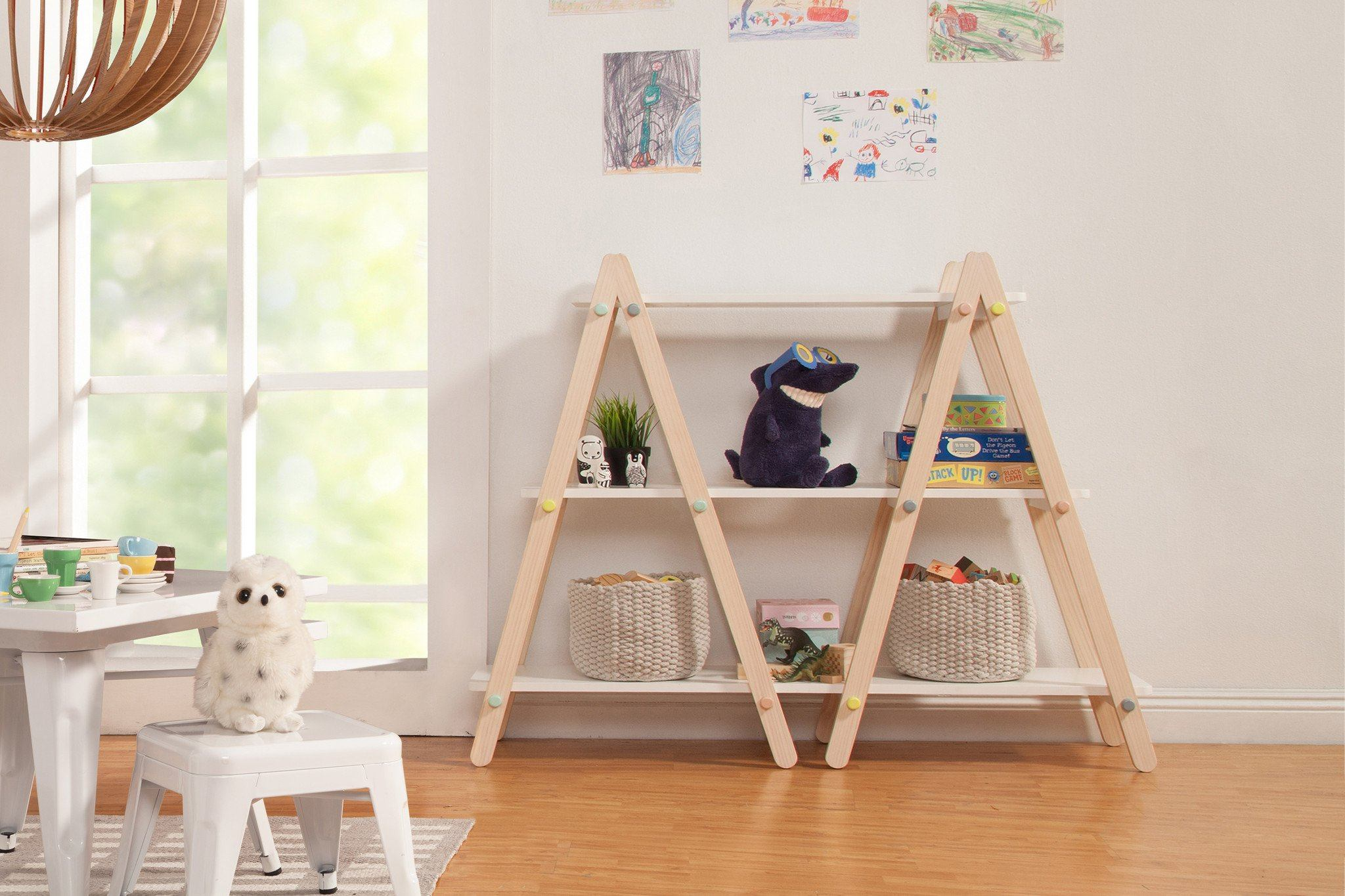 Dottie Bookcase - Project Nursery