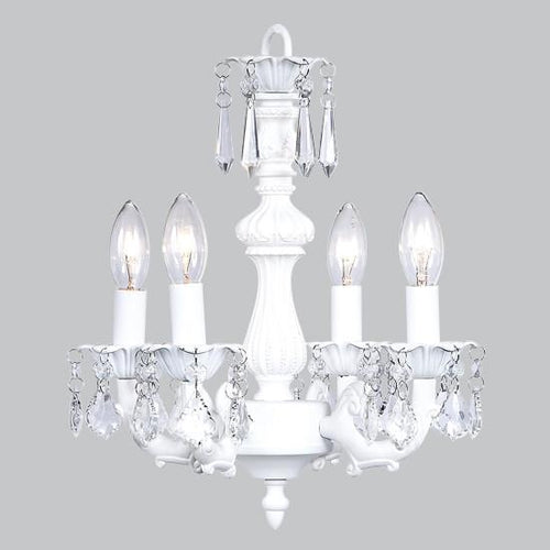 Fountain Chandelier - Project Nursery