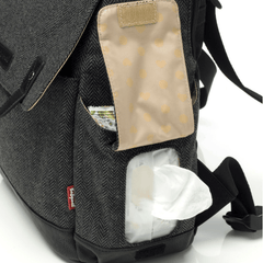 Robyn Diaper Bag - Tweed - Project Nursery