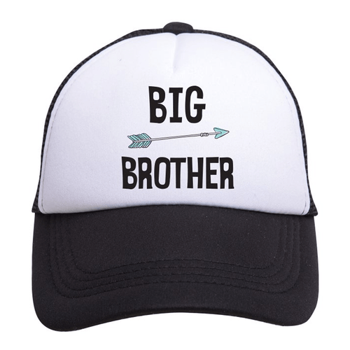 Big Brother Trucker Hat - Project Nursery