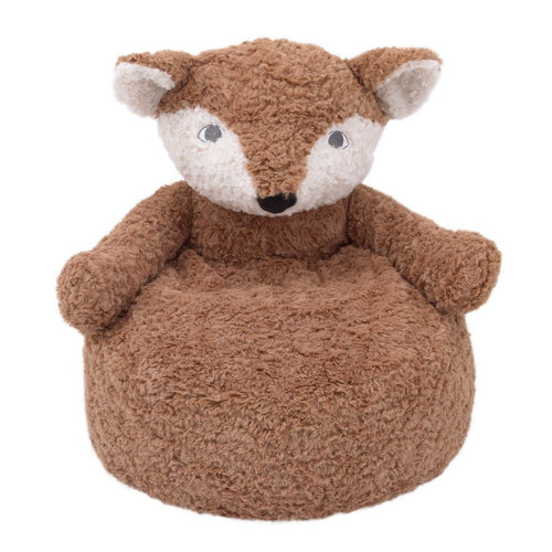 Fox Luxe Cuddle Plush Chair - Project Nursery