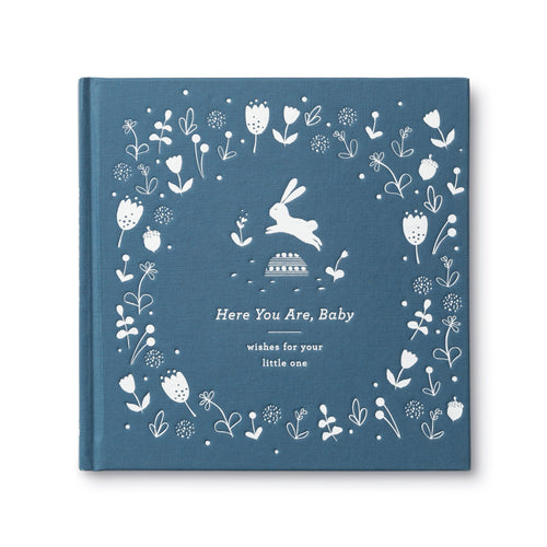 Here You Are, Baby Book: Wishes for Your Little One - Project Nursery
