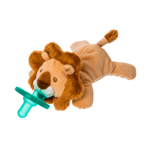 Lion Wubbanub Pacifier - Project Nursery