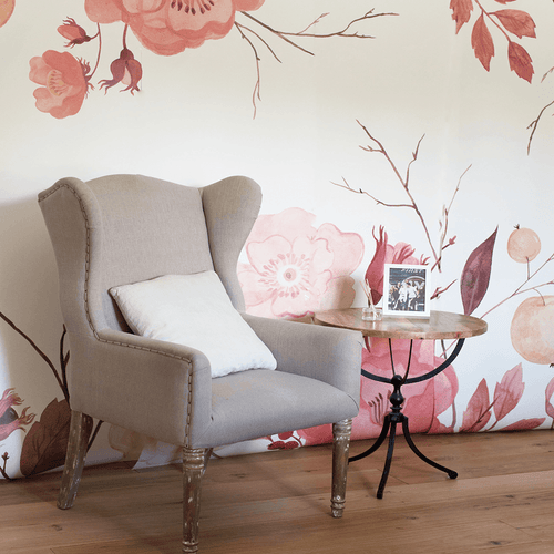 Marigold Wallpaper Mural - Project Nursery
