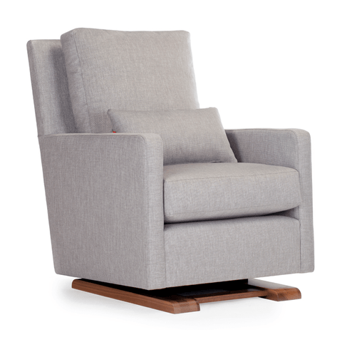 Toco Swivel Glider and Stationary Ottoman