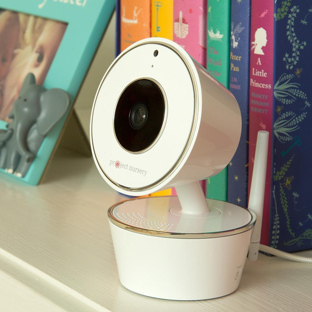 "Project Nursery 4.3"" Baby Monitor System with 1.5"" Mini Monitor - Project Nursery"