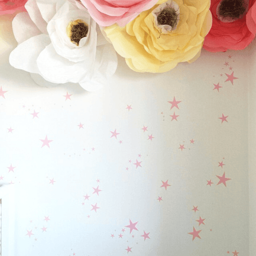 Twinkle Stars Wall Decals - Multiple Colors - Project Nursery