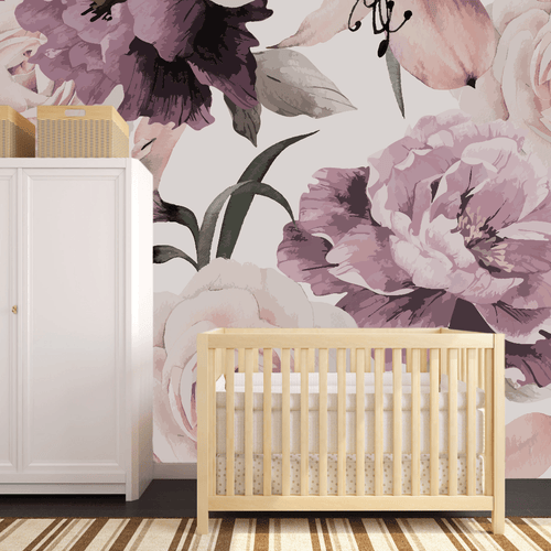 Wonderland Wallpaper Mural - Project Nursery