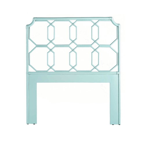 Palm Beach Twin Headboard - Sea Blue - Project Nursery