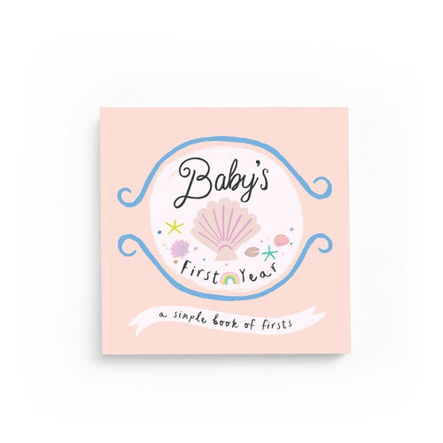 Little Beach Babe Memory Book - Project Nursery