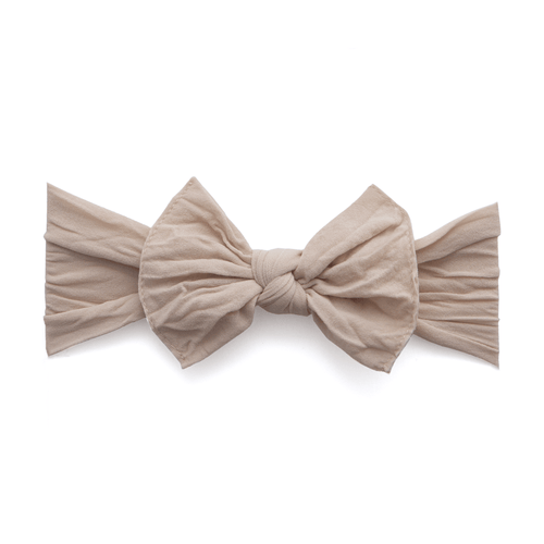 Classic Knot Headband in Blush - Project Nursery