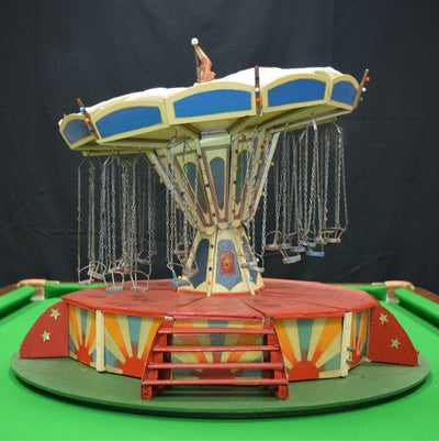 Scale Model of Chair-O-Planes