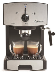 Capresso - EC50 Stainless Steel Pump Espresso and Cappuccino Machine - Shark Tank Taiwan