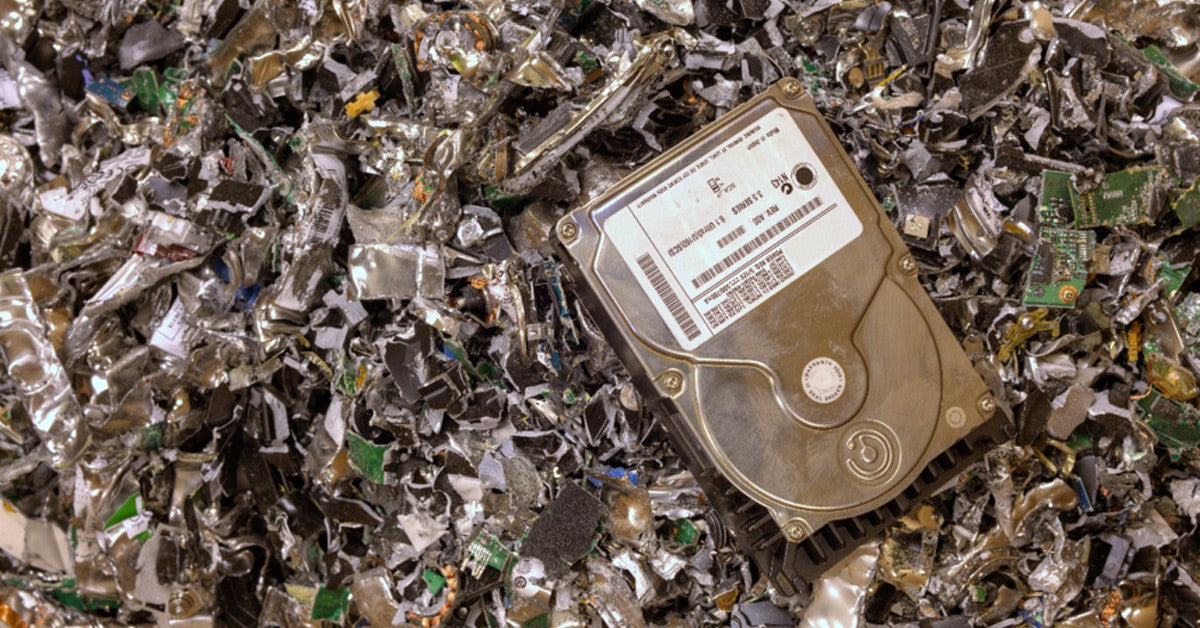 The Problems of E-Waste and the Implications on Health and the Environment - Lovefone, London