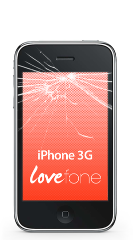 iPhone 3G screen replacement - Lovefone