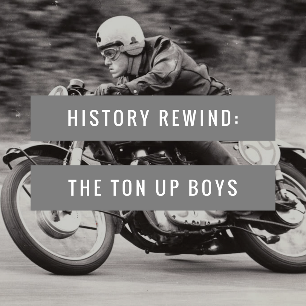 History Rewind: The Ton-Up Boys
