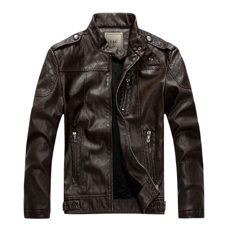 The Burnout Jacket II - Brown
