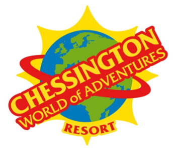 Chessington Rubber Magnet