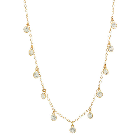 SHAIN NECKLACE YELLOW GOLD