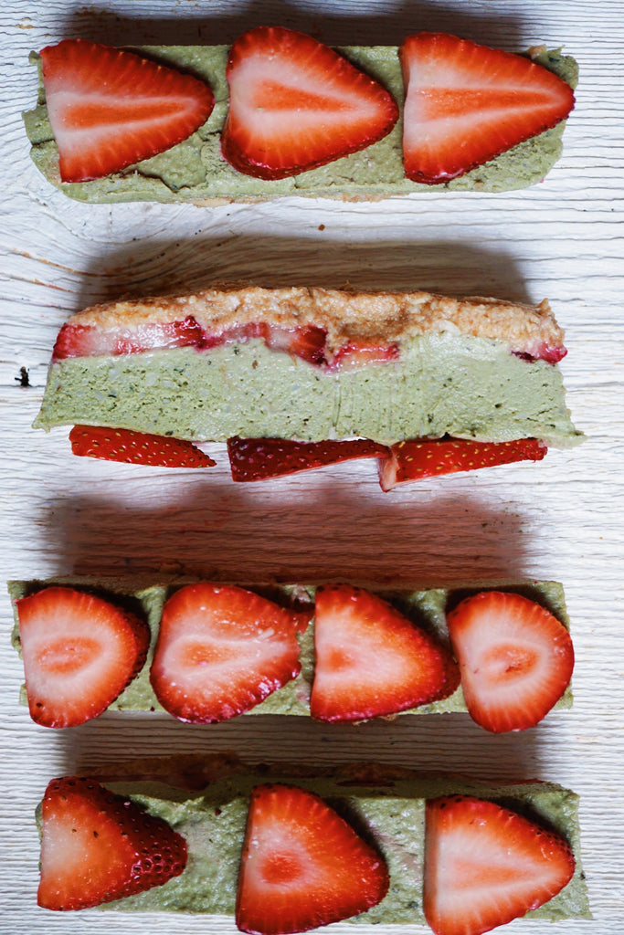 Mouthwatering Matcha Cheesecake Recipe