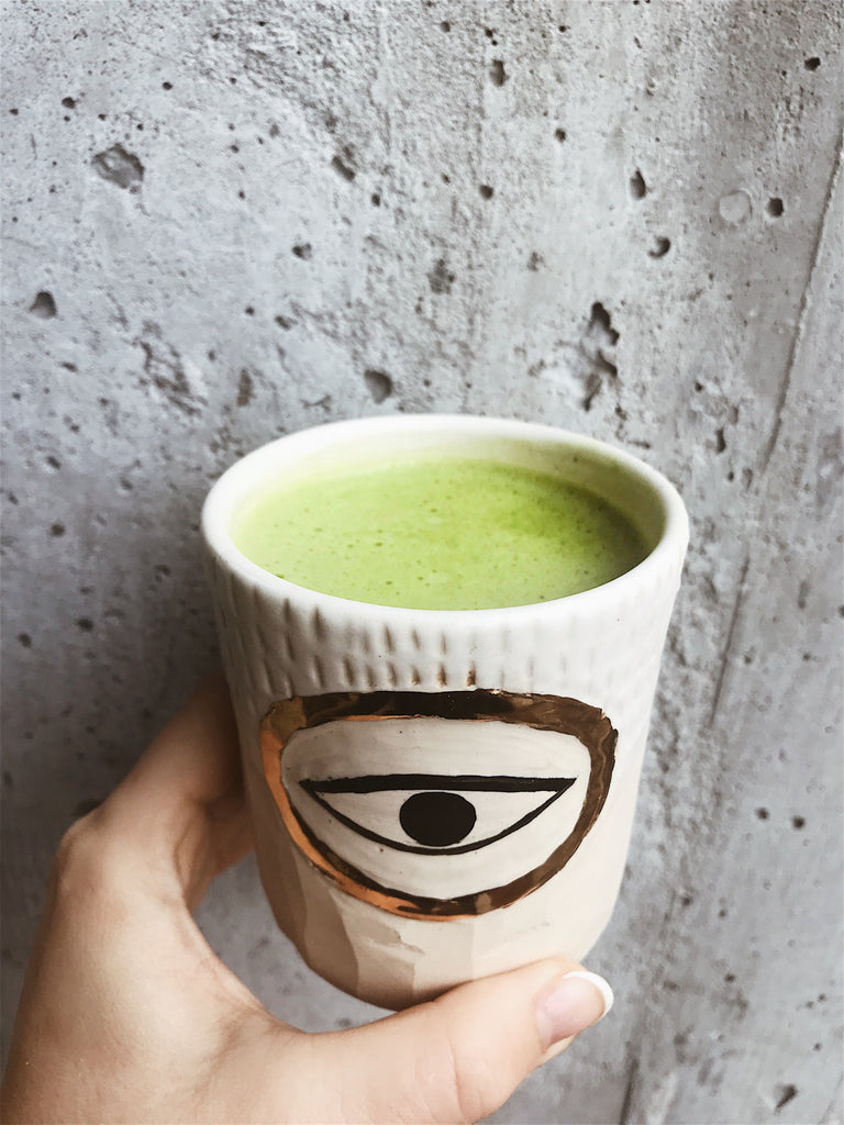 Chill Out with this Iced Matcha Latte Recipe