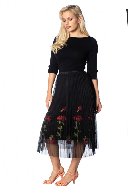 Banned Apparel - Rosie-Lee Net Skirt