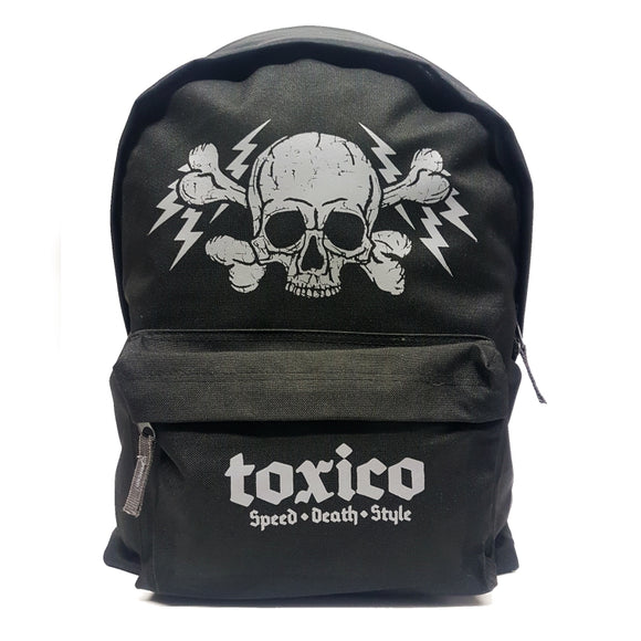 Toxico Clothing - Speed Death Style Backpack