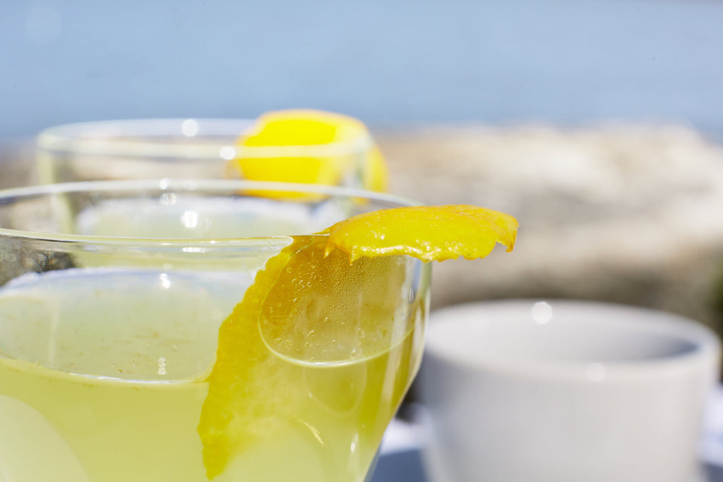 lisa b. | handcrafted limoncello recipe