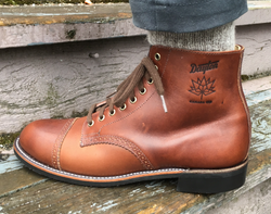 Canada150 Parade Boot - Limited Edition - Brown Chrome