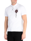 JUST CAVALLI S03GL0025 POLO SHIRT COL.259