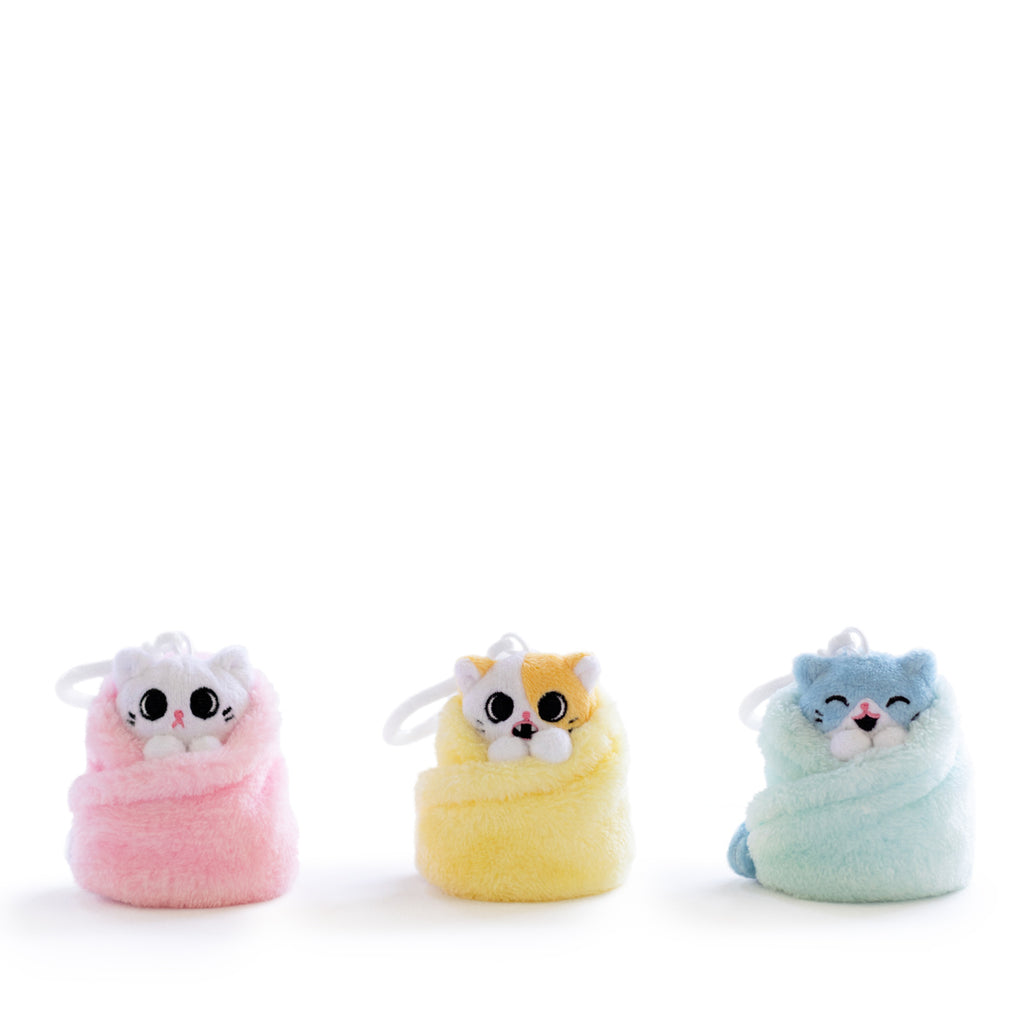 Purritos Key Rings