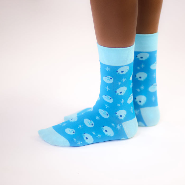 Water Bear Socks