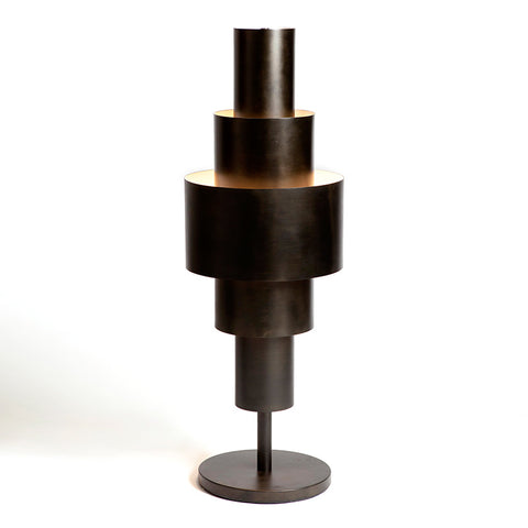 Babylon Table Lamp - Bronze