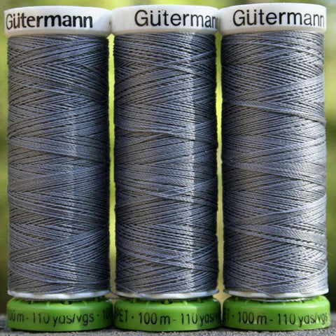 Recycled Polyester Thread 24-040 Slate